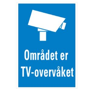 Netcam-videoovervåkning-kameraskilt-skilt-600x600