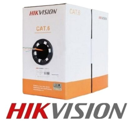 Hikvision kabel DS-1LN6-UU - 305m CAT6