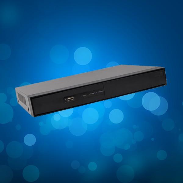 Hovedelementer-opptaker HD overvåknings-pakker