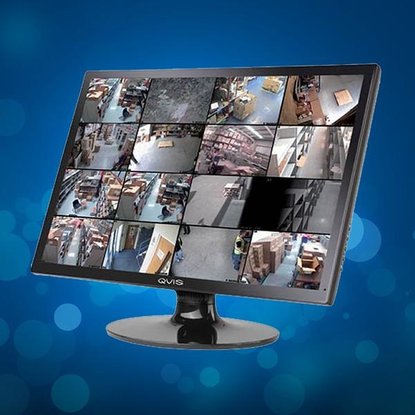 Hovedelementer-skjerm HD overvåknings-pakker