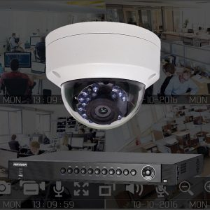 Netcam PK-TVD21-2.8MM-x pakke