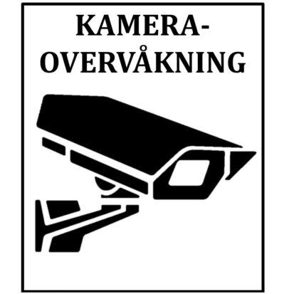 Netcam kameraskilt