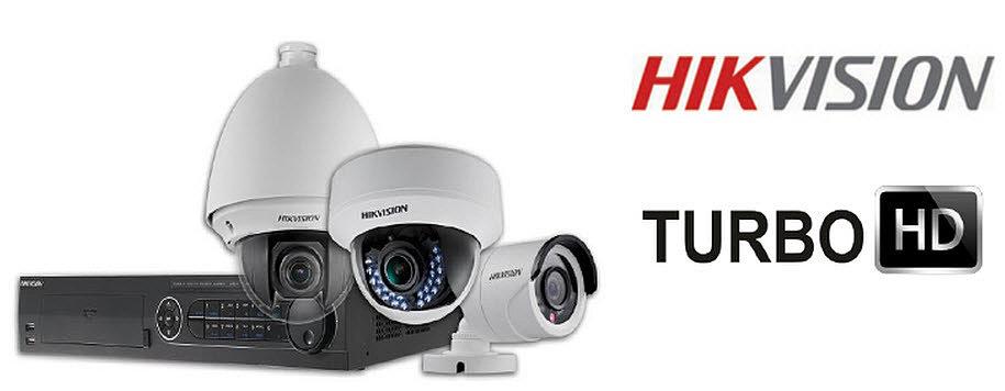 Netcam overvåkning HD-TVI
