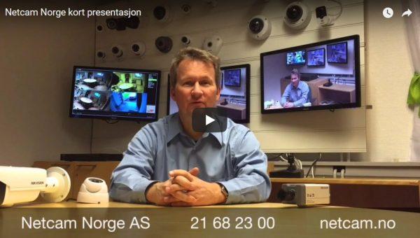 Netcam kort presentasjonsvideo