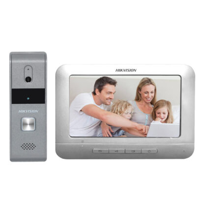 Netcam Hikvision dørtelefon portelefon DS-KIS203