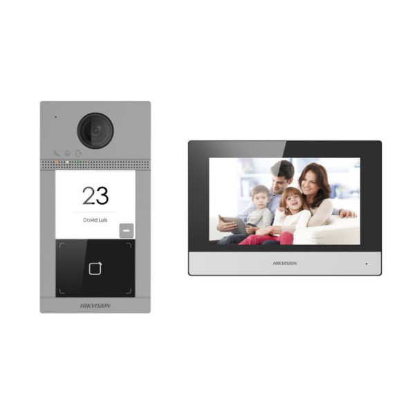 Netcam Hikvision DS-Kis604-s