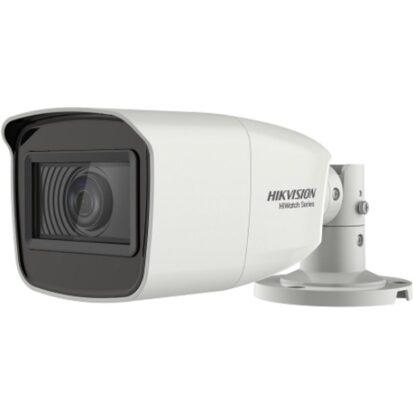 Netcam HiWatch 5MP motorisertzoom bullet kamera