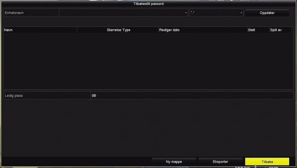 Netcam Hikvision NVR aktivering 03 eksporter fil