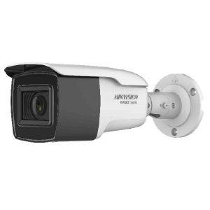 Bullet 8MP analog kamera motorisert zoom varifokal Hikvision Netcam HWT-B381-Z