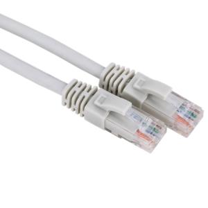 Netcam nettverkskabel UTP Cat6 RJ45 grå