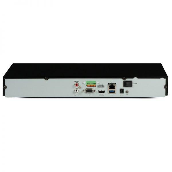 Netcam Hikvision DS-7608NI-K2 bakside