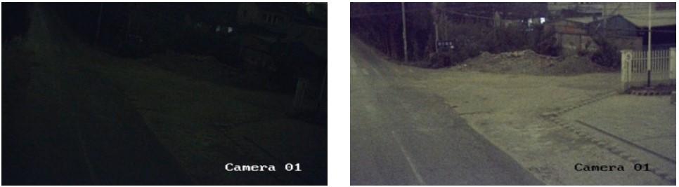 Hikvision Netcam Darkfighter eksempel