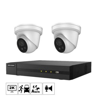 Netcam Hikvision overvåkningspakke