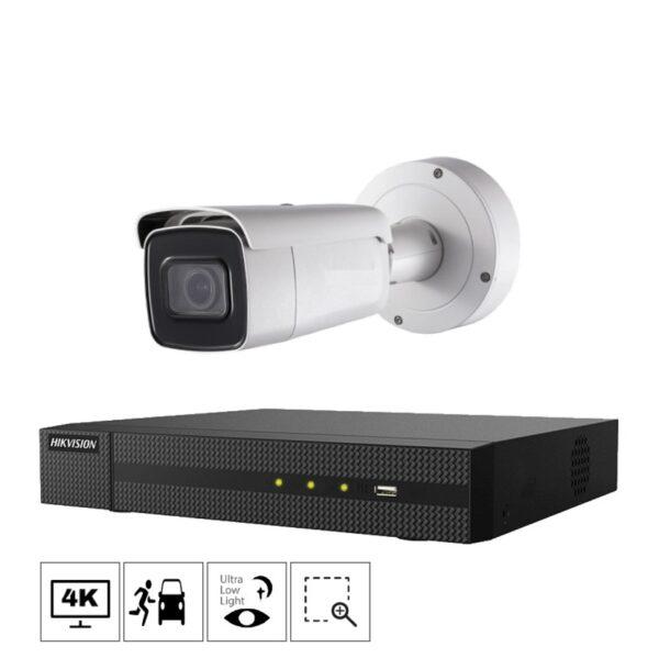 Netcam Hikvision kamera 2686G2-1 pakke 4K zoom