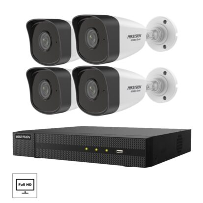 Netcam Hikvision B121H-4