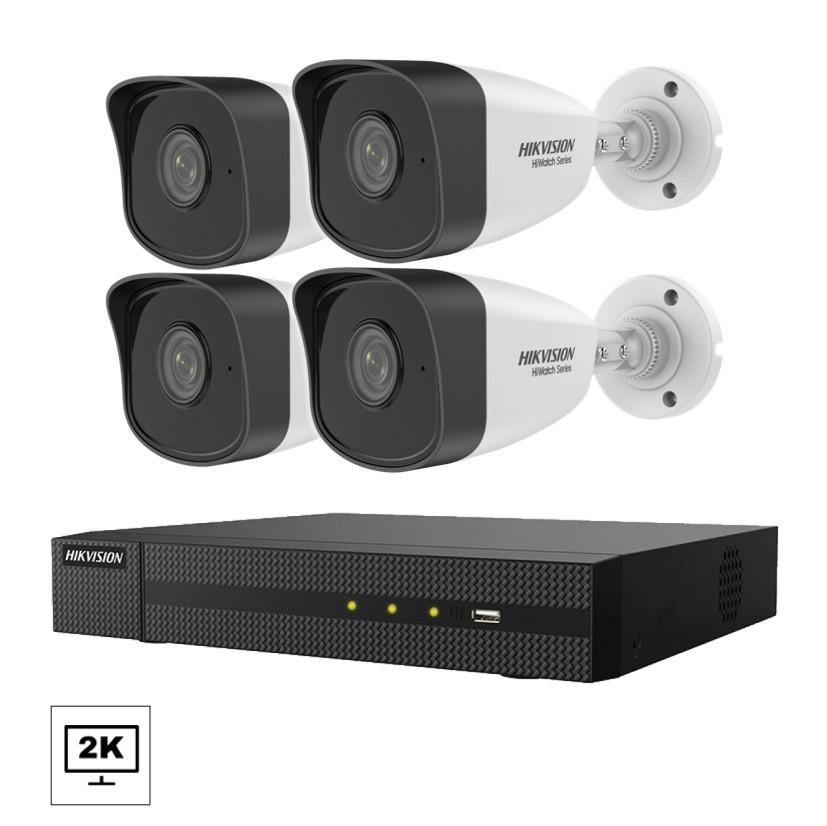 Netcam Hikvision B140H-4