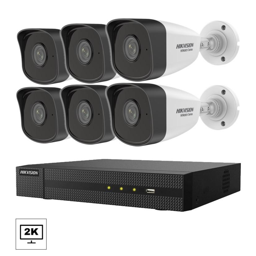 Netcam Hikvision B140H-6