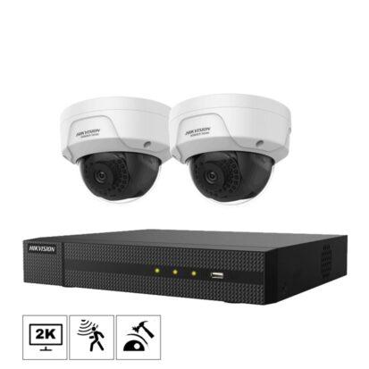 Netcam Hikvision kamera D140H-M-2 pakke 4MP