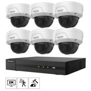 Netcam Hikvision kamera D140H-M-6 pakke 4MP