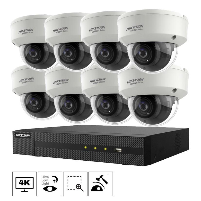 Netcam Hikvision HWT-D381-Z-8
