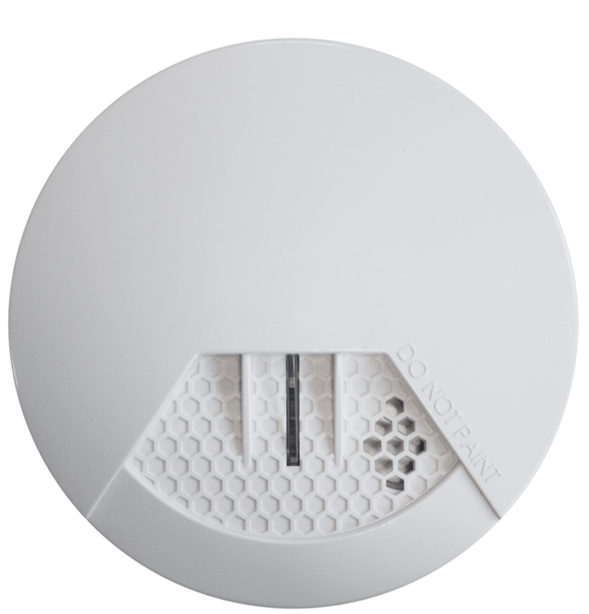 Netcam Hikvision alarm smoke-we
