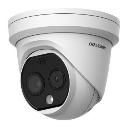 Netcam Hikvision Termisk Thermal Kamera DS-2TD1217-2-PA