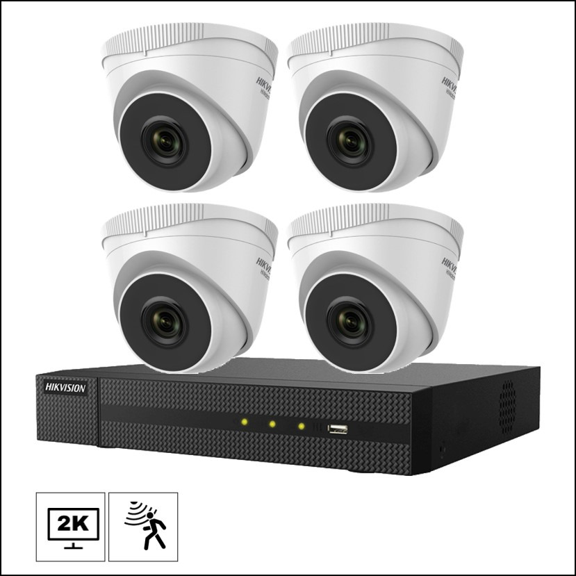 Netcam Hikvision PK-HWI-T240H-4