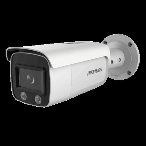 Netcam Hikvision 4 megapixel farge natt bilder COLORVU bullet kamera DS-2CD2T47G1-L